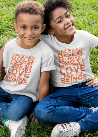 Boundless Love Kids T-Shirt