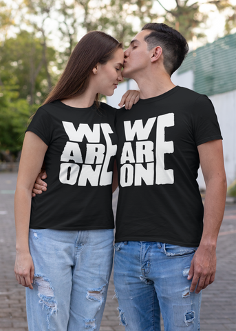 We Are One Adult Unisex Crew