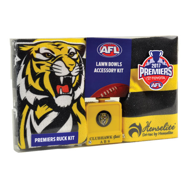 Richmond 2017 Premiers Ruck Accessory Kit