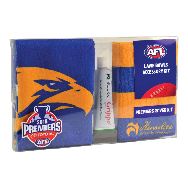 West Coast Eagles 2018 Premiers Rover Accessory Kit