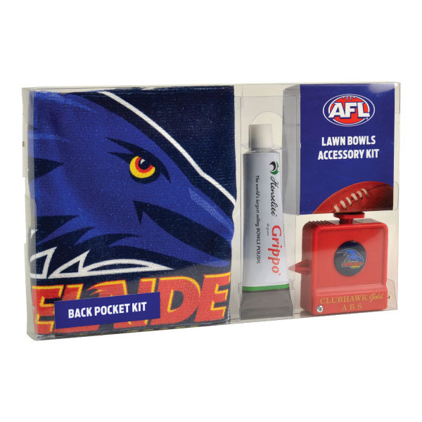 Adelaide Football Club Back Pocket Accessory Kit
