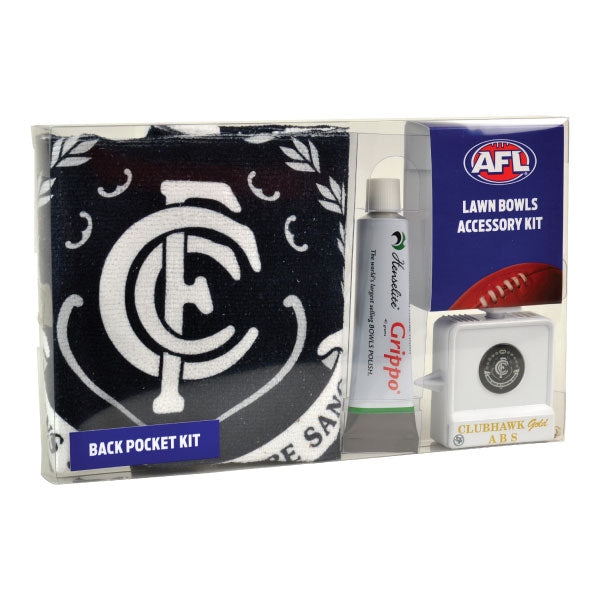 Carlton Football Club Back Pocket Accessory Kit