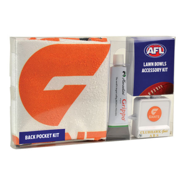 GWS Giants Back Pocket Accessory Kit