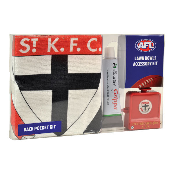 St Kilda Football Club Back Pocket Accessory Kit