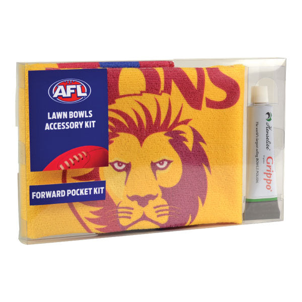 Brisbane Lions Forward Pocket Accessory Kit