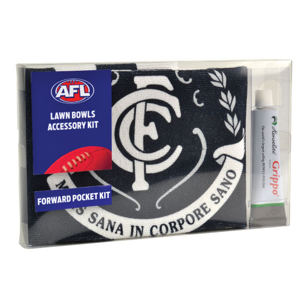 Carlton Football Club Forward Pocket Accessory Kit