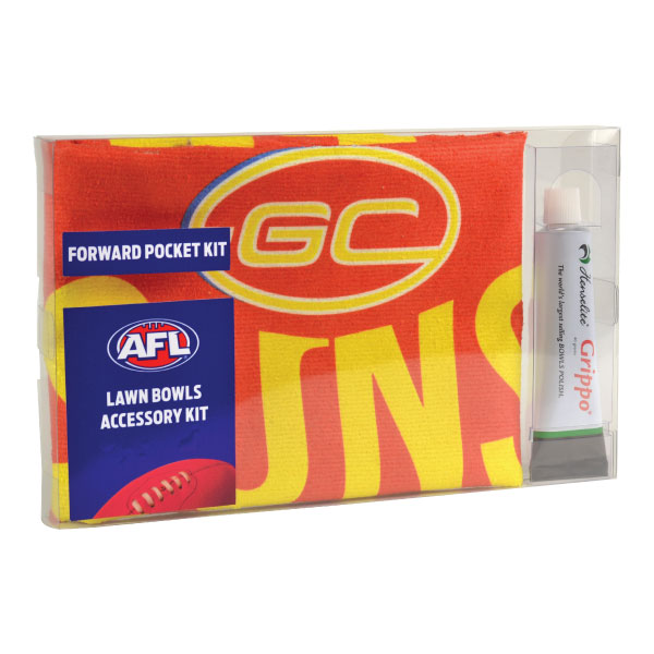 Gold Coast Suns Forward Pocket Accessory Kit