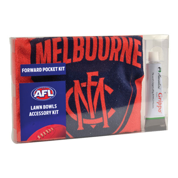 Melbourne Football Club Forward Pocket Accessory Kit