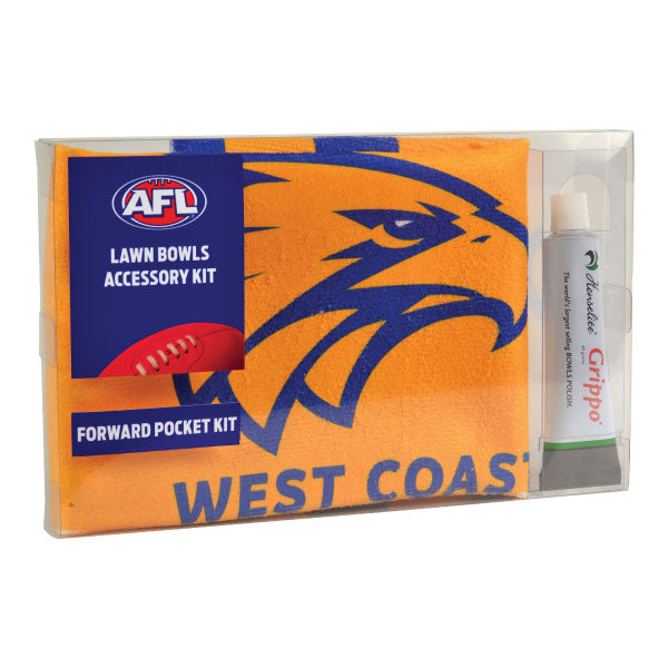 West Coast Eagles Forward Pocket Accessory Kit