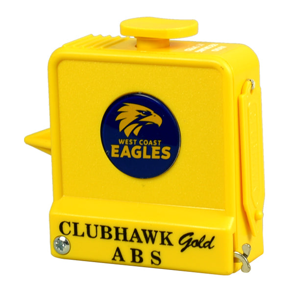 West Coast Eagles CLUBHAWK Measure