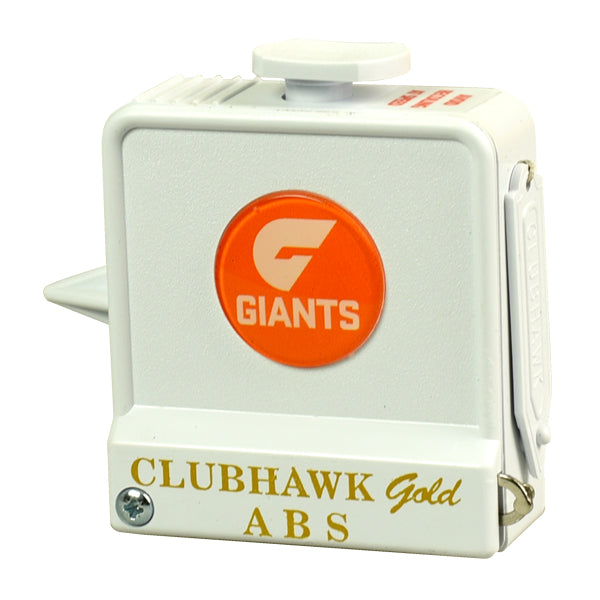 GWS Giants CLUBHAWK Measure