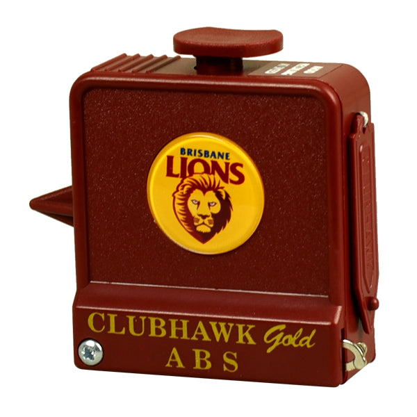 Brisbane Lions CLUBHAWK Measure