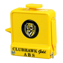 Richmond Football Club CLUBHAWK Measure - Yellow