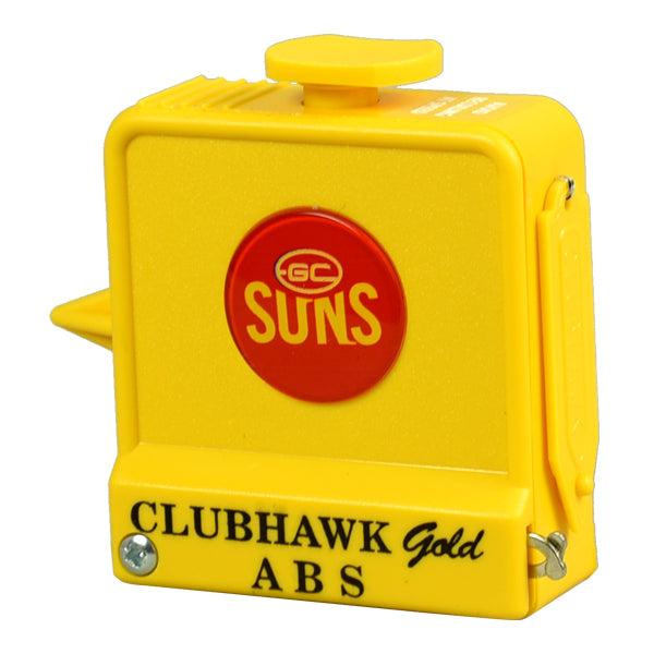 Gold Coast Suns CLUBHAWK Measure