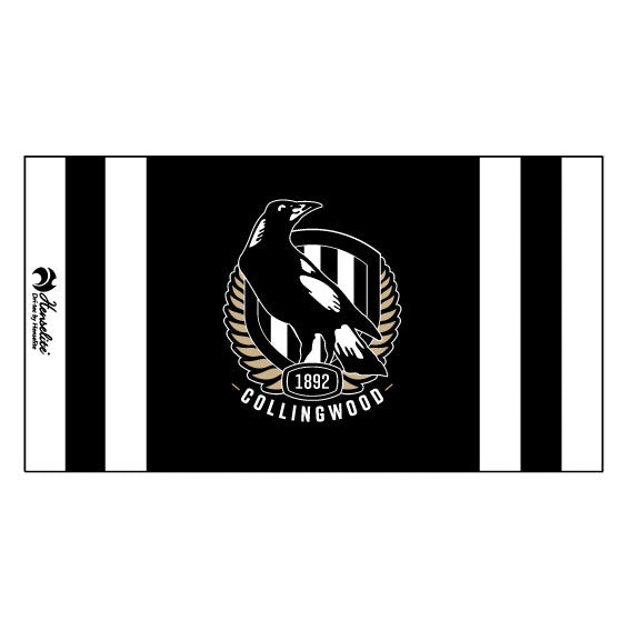 Collingwood Football Club Dri Tec Towel