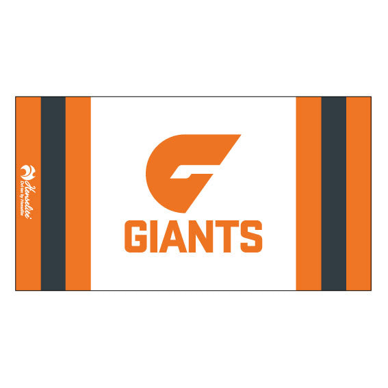 GWS Giants Dri Tec Towel