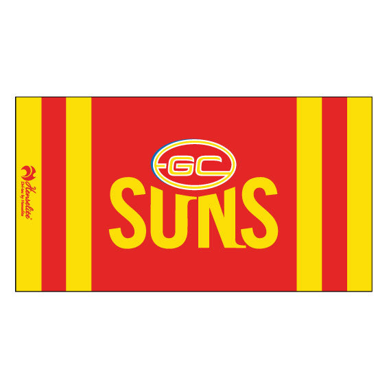 Gold Coast Suns Dri Tec Towel