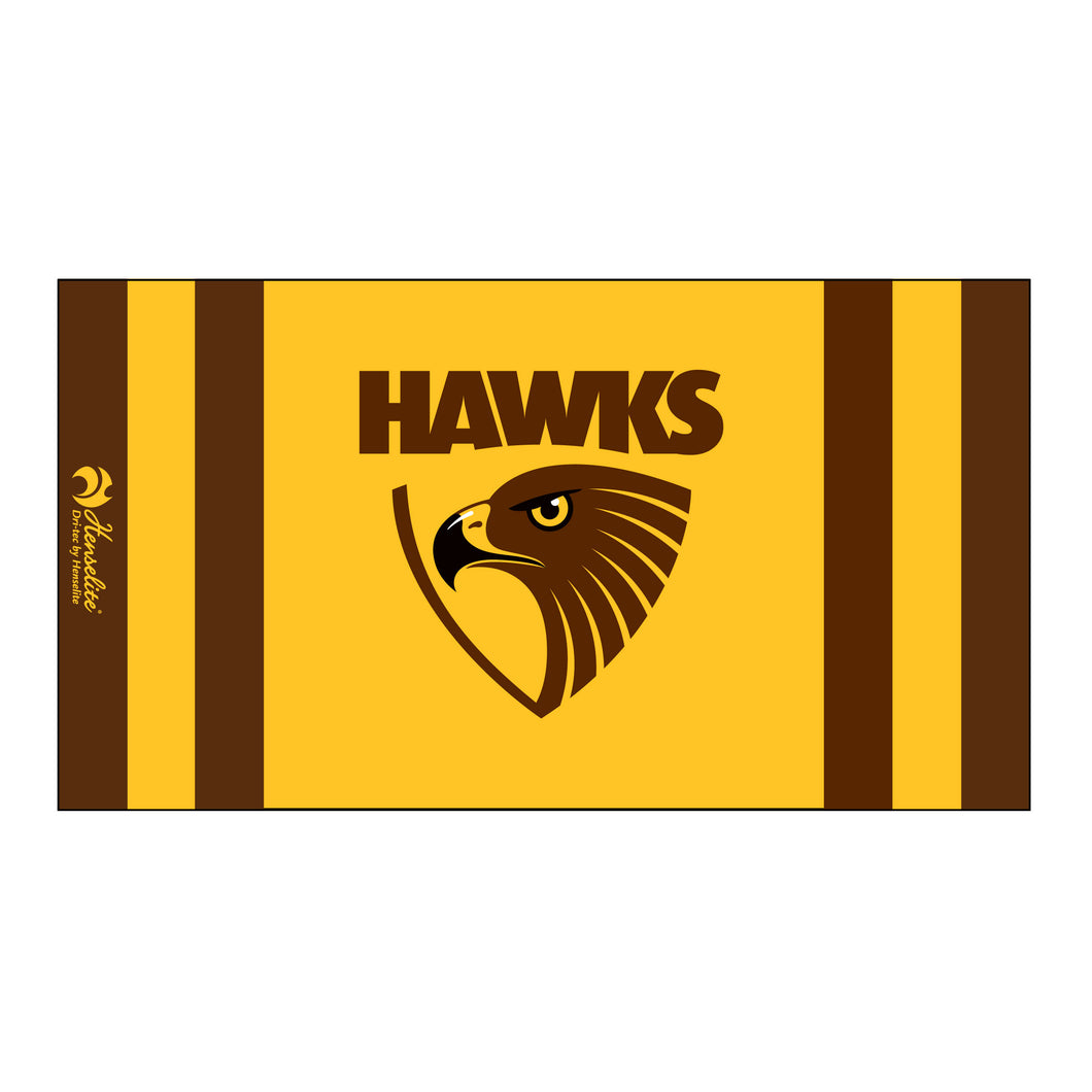 Hawthorn Football Club Dri Tec Towel