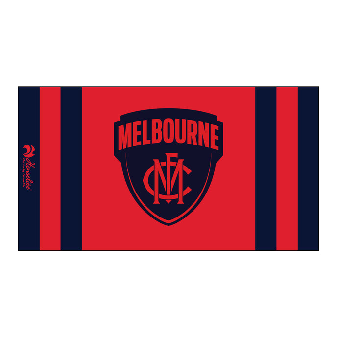 Melbourne Football Club Dri Tec Towel