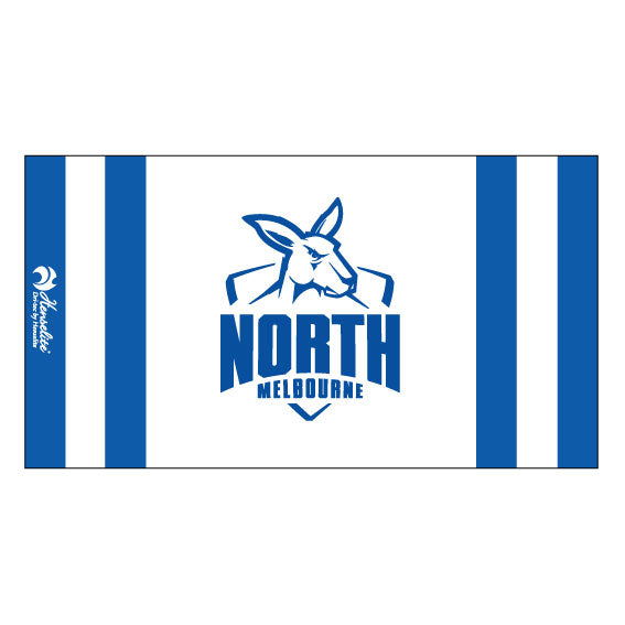 North Melbourne Football Club Dri Tec Towel