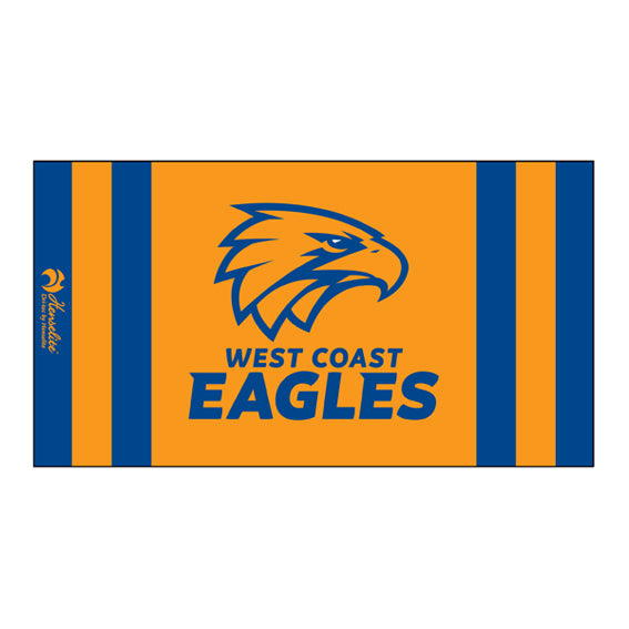West Coast Eagles Dri Tec Towel