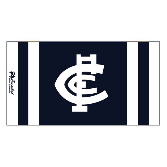 Carlton Football Club Dri Tec Towel