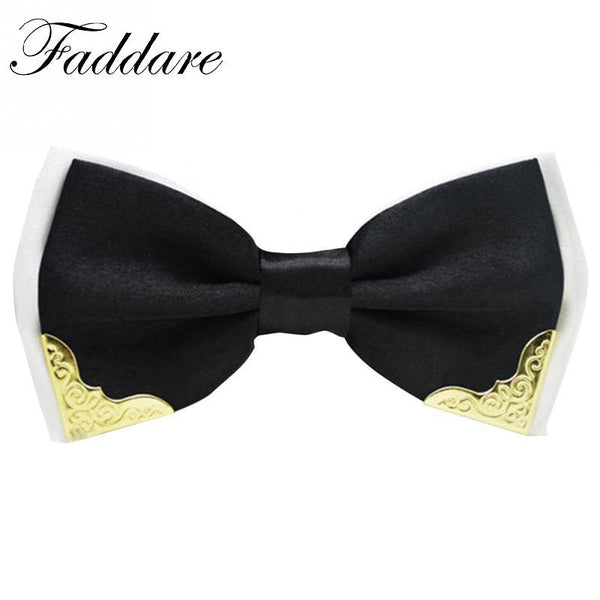 Groom Decorative Bow Tie