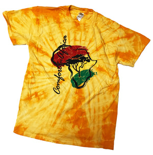 CFA Short Sleeve Tie-Dye T-Shirt
