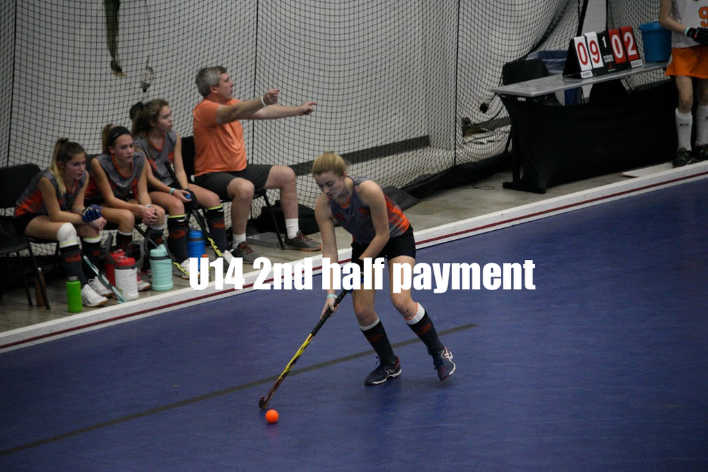 PPA U14 2nd Season Payment Due September 30