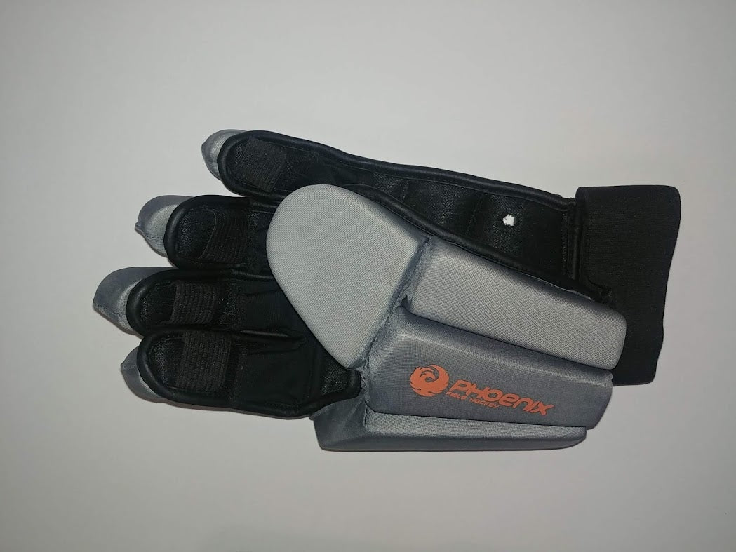 Protective Glove - without palm covering