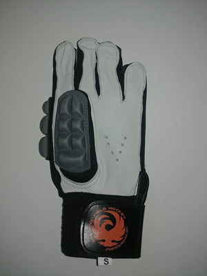Leather Palm Indoor Glove