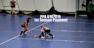 PPA U16/U19 1st Season Payment Due August 31