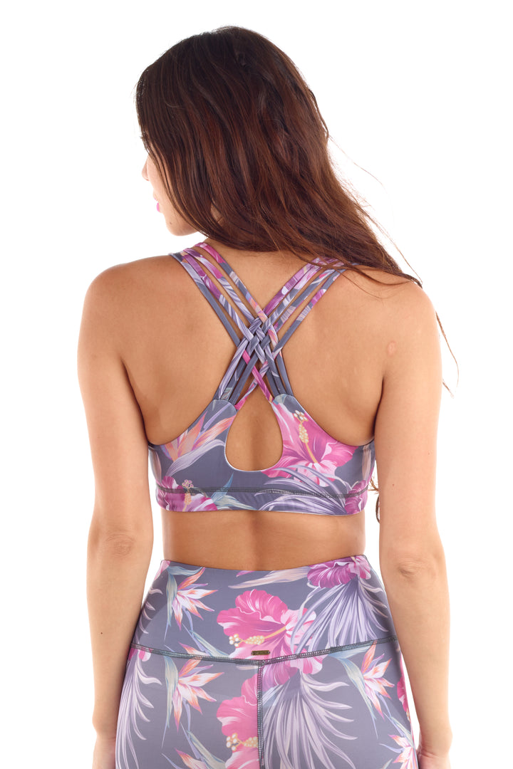The Yoga bra-top