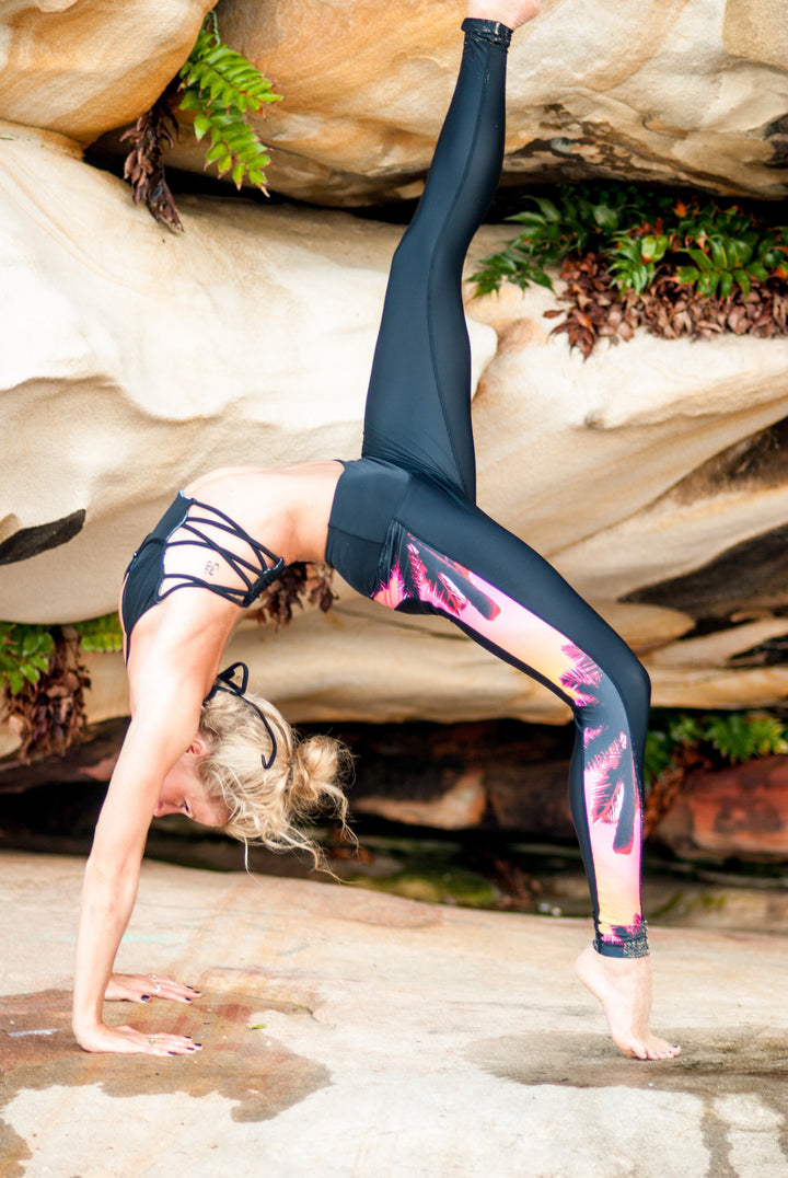 The Arvia Long Active Yoga Pant