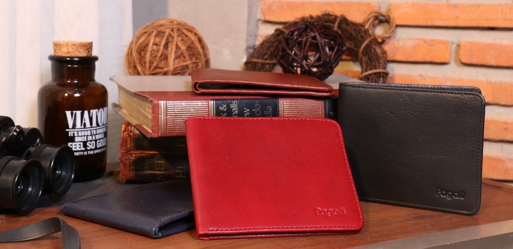 Man Leather Wallets