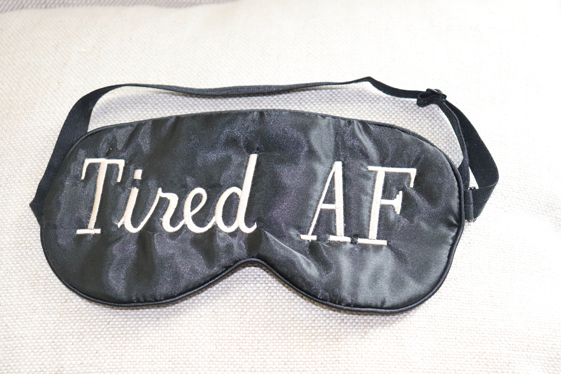 Tired AF Sleep Mask