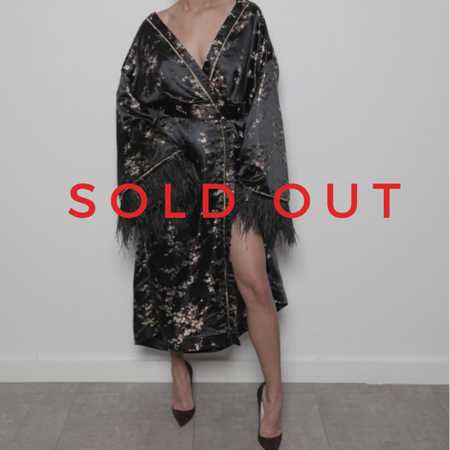MARILYN Kimono Worn as a Dress (SOLD OUT)