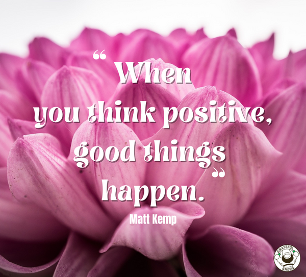 Quotes On Positive Thinking