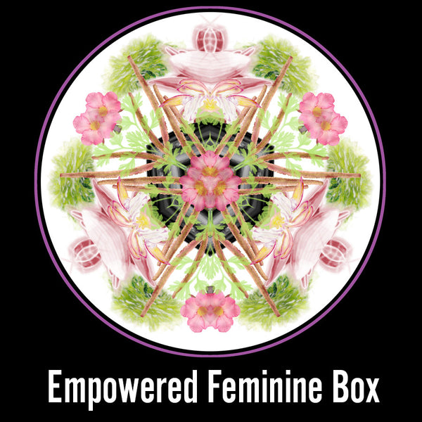 A box that supports your full feminine empowerment