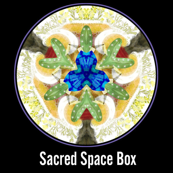 An alchemical box to transform your personal space
