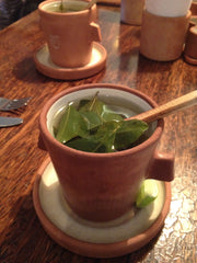 coca leaf tea for altitude sickness