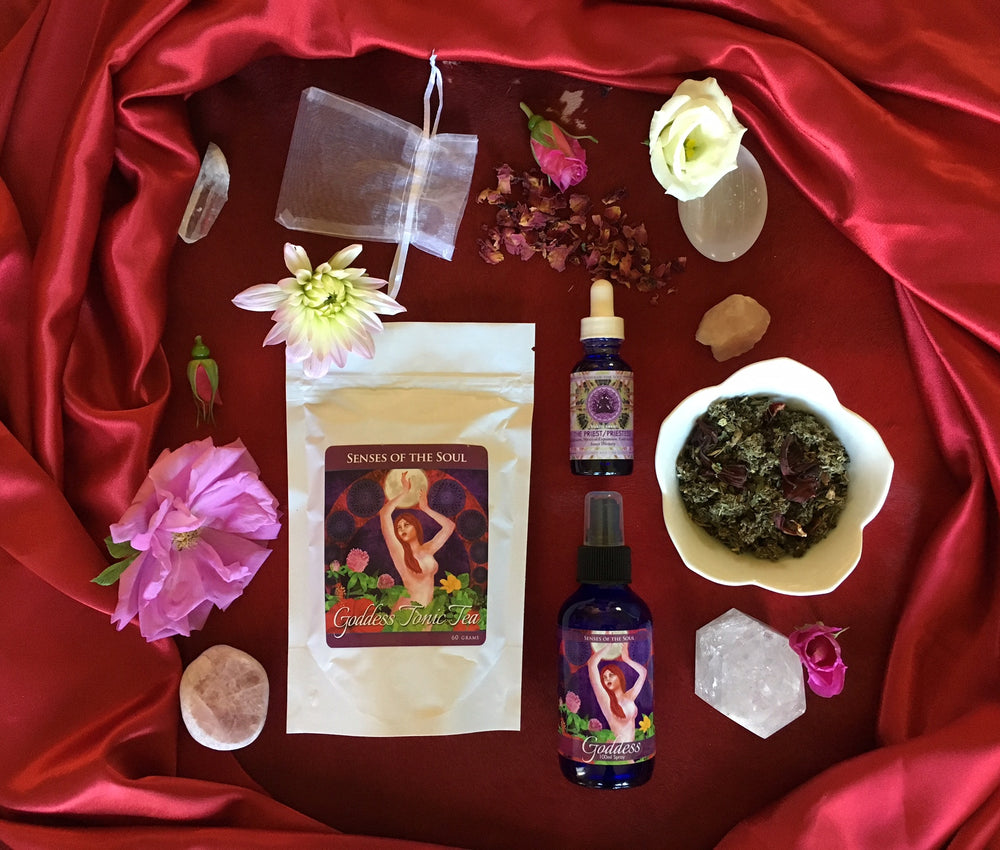 Senses of the Soul - Empowered Feminine Box