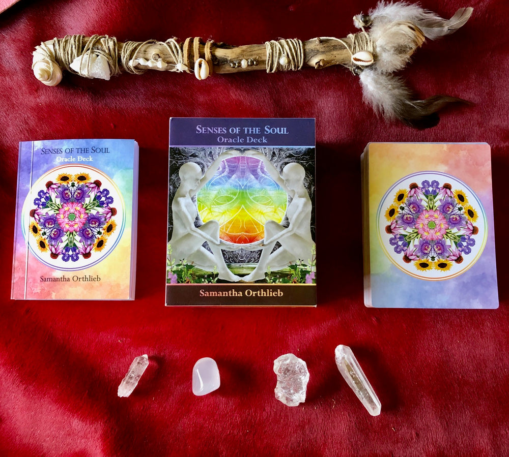 Senses of the Soul Oracle Deck