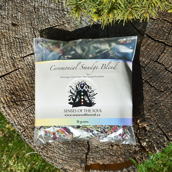 Ceremonial Smudge Blend -18g