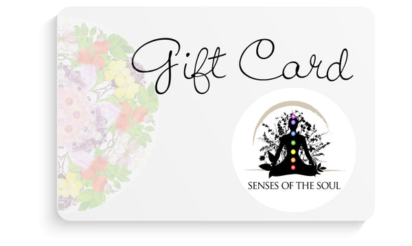 Senses of the Soul Gift Card