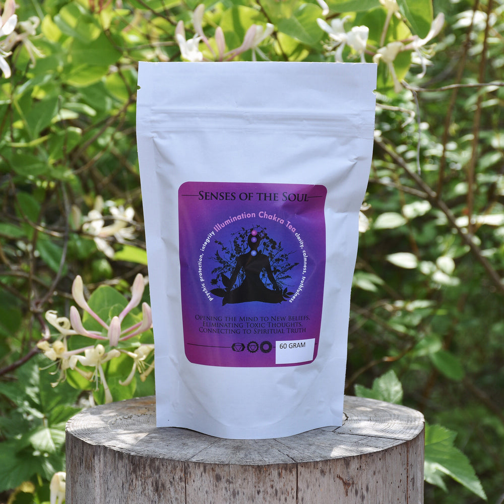 Senses of the Soul Illumination Chakra Tea 60g