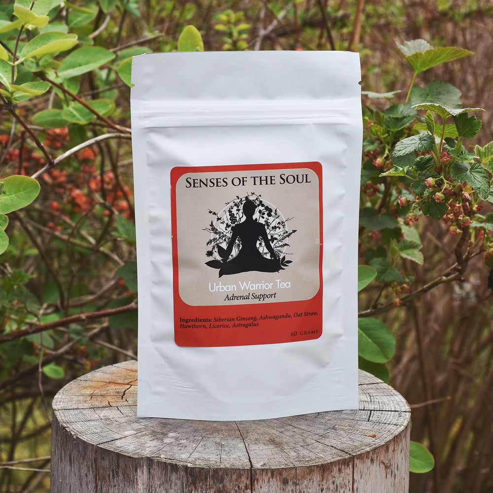 Urban Warrior Tea - 60g