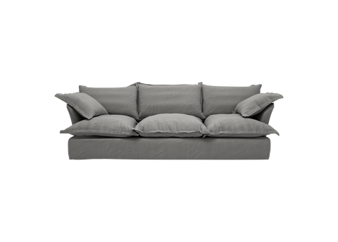 Linen Cotton Song Large Sofa
