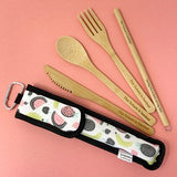 The Future Is Bamboo Utensils Kit