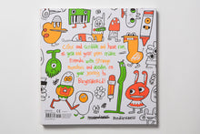Burgerworld Colouring Book